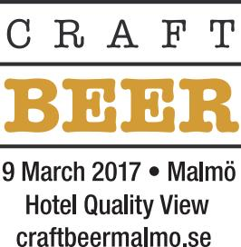 Craft Beer Conference Malmö