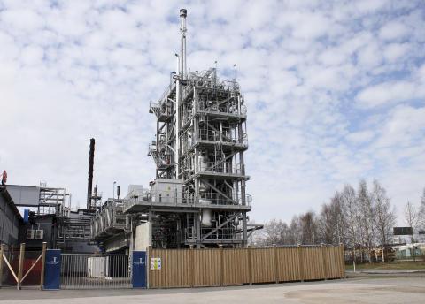 Luleå tekniska universitet i EUs plattform för biodrivmedel