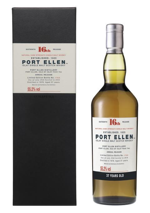 Port Ellen 37 Year Old