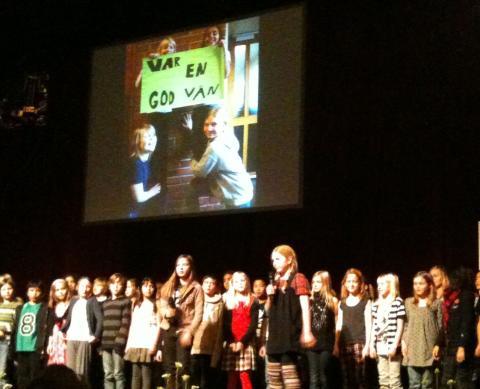 Fredspris i Göteborg – Guldhedsskolan jobbar mot rasism och för mångfald