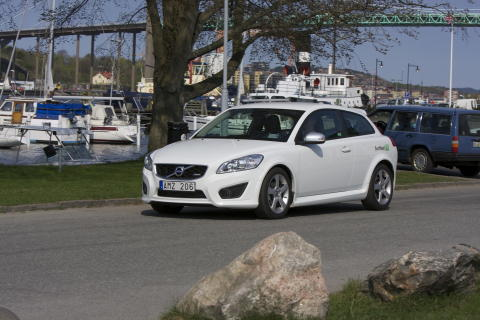 Välkommen till invigningen av Södertäljes första kommersiella bilpool