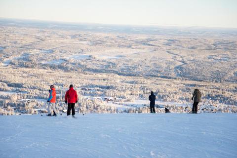 Fortsatt bra bokningsläge och goda snöförhållanden bäddar för ännu en bra vintersäsong