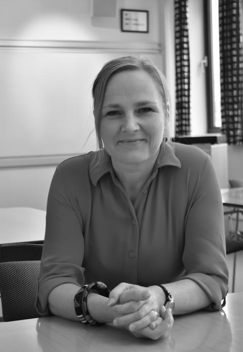Kommunikationschef Ea Nielsen