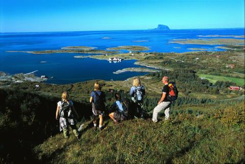 6 äventyrliga sommartips i Nordland