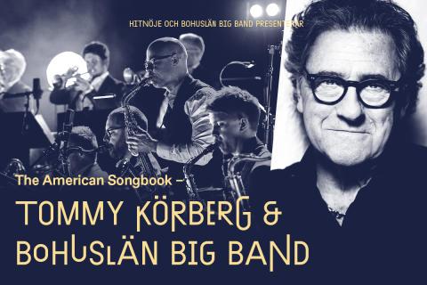 Tommy Körberg och Bohuslän Big Band på turné 2020