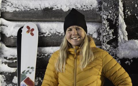 Titti Rodling, vd Svenska Skidanläggningars Organisation