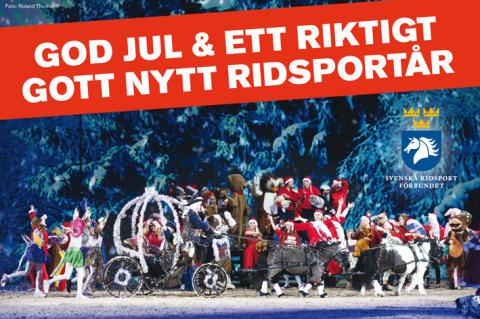 Ridsport - Tävlingsplanering 2016