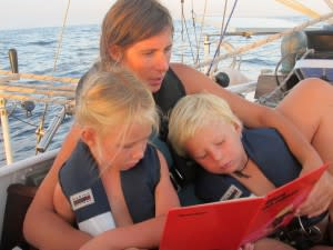 En vanlig dag med familjen Hammarberg