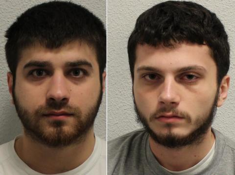 Two brothers jailed for stabbing teenager in Lee High Road