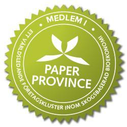 Klätterteknik ny medlem i Paper province