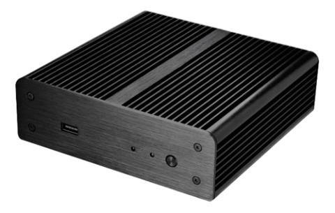 En ultrakompakt datorlåda från Akasa.