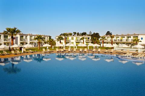 Sunprime Ayia Napa Suites, Kypros Kuvaaja: Jenny Unnegård