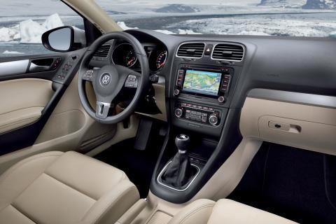 Nya Volkswagen Golf, Bild 5