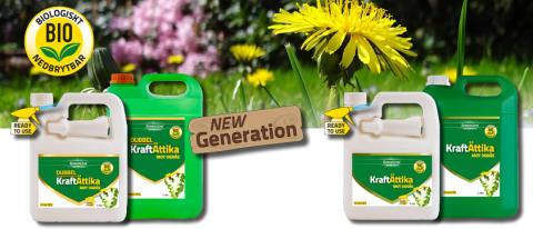 Traditionell ättika - rätta kraften mot ogräset!
