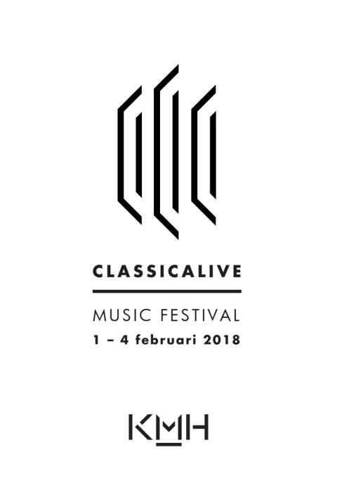 Classivalive Music Festival 1-4 februari 2018 – festivalprogram