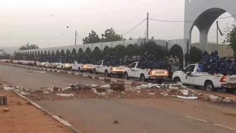 Sudan - säkerhetsstyrkorna som attackerade demonstranter måste ställas till svars
