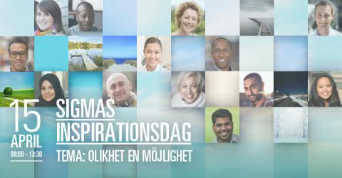Sigma inspirerar till att låta mångfald berika verksamheter