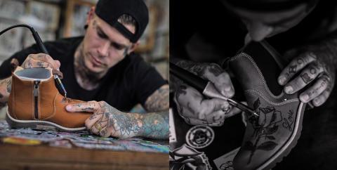 Kavat lanserar unik tatueringstjänst tillsammans med Straydogstattoo