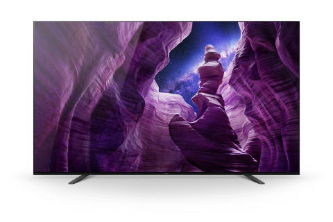 BRAVIA_65A8_4K HDR OLED TV_01