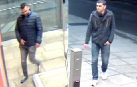 Appeal to identify two men after sexual assault in central London