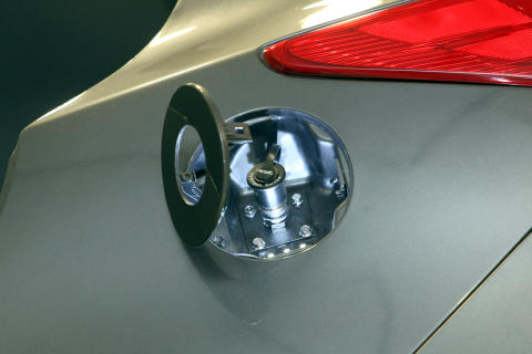 "Hyundai ix35 FCEV ""tanklokk"""