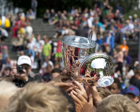 Ford tukee kotimaista juniorijalkapalloilua – yhteistyö Helsinki Cupin kanssa jatkuu jo neljättä vuotta