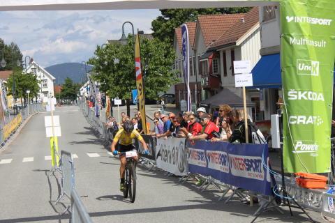 Carl Fredrik Hagen inn til andreplass i NC2 Neptunrittet