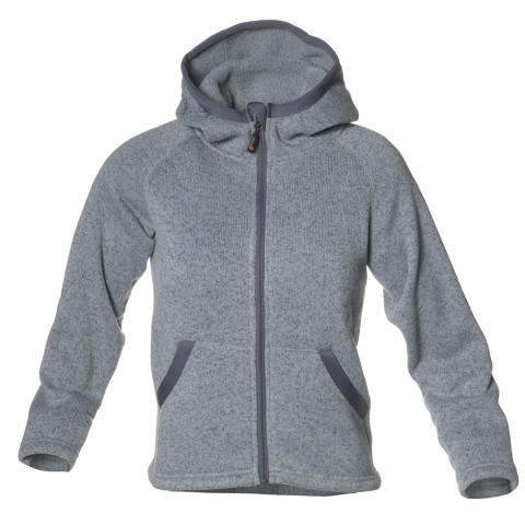 RIB Sweater Hood (integrerad huva för junior)