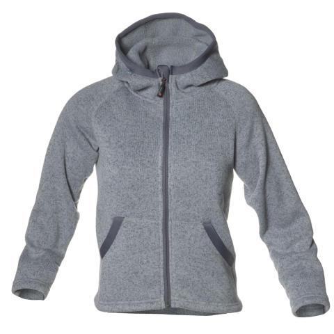 RIB Sweater Hood (integrerad huva för junior)