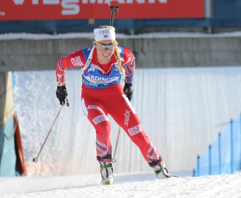 Tiril sprint Anterselva 2