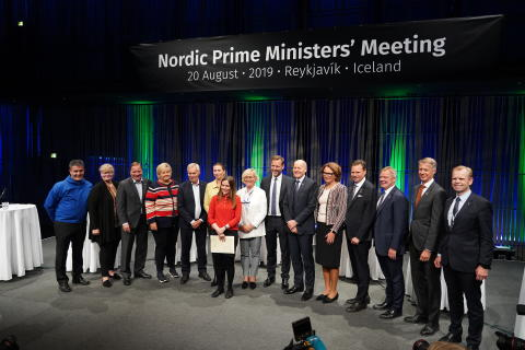 Nordic CEOs meet with Prime Ministers to accelerate sustainability action