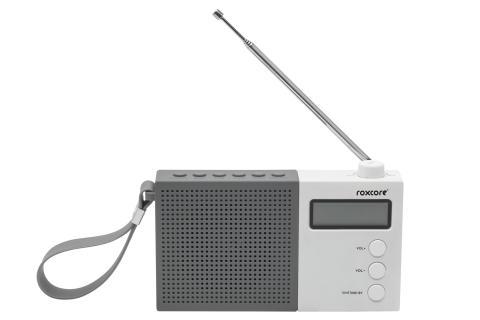 FM-radio sedd framifrån