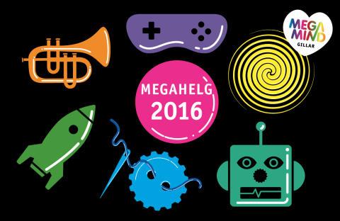 Premiär för MegaHelger på Tekniska museet