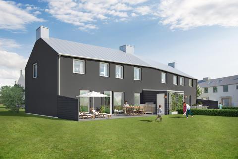 Fler bostäder i Väsby