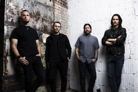 ALTER BRIDGE OG SHINEDOWN TIL SENTRUM SCENE!
