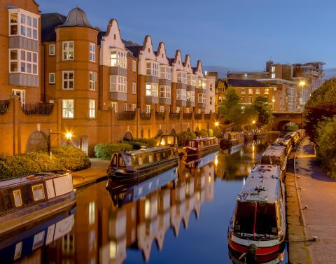 Birmingham Canals_ shutterstock_294319652