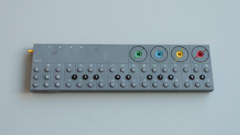 OP-Z multimedia synthesizer and sequencer_FOTO_Agnes Akervik
