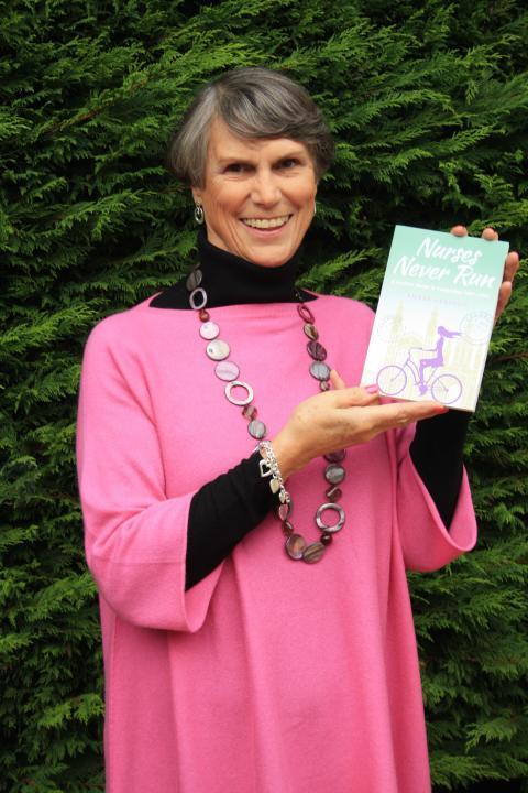'Nurses Never Run' by Eileen Gershon