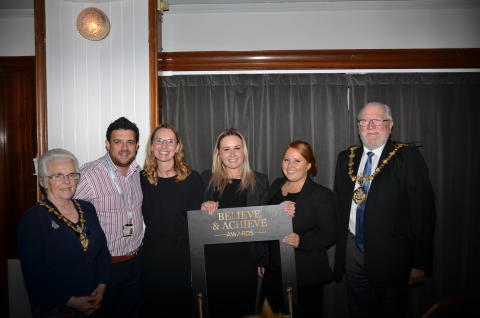 Believe and Achieve – Bury's young people win awards