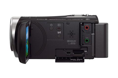 HDR-CX450 von Sony_05