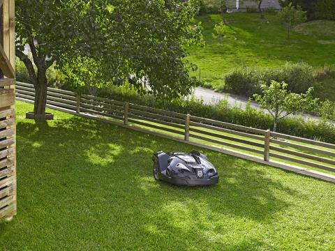 bästa robotgräsklipparen