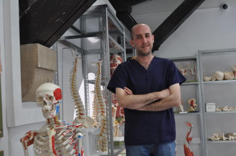 Northumbria experts navigate the human body