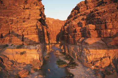Adventure Travel Trade kokoontuu Jordaniassa