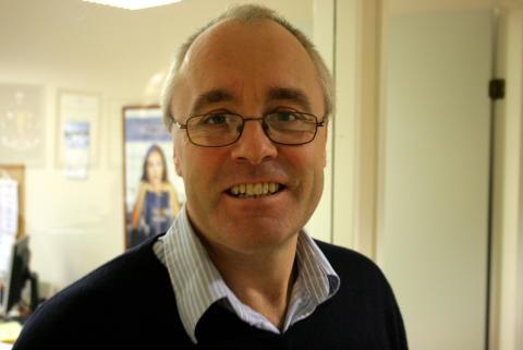 Björn Serenhov, Försäljningsansvarig, Trendator AB
