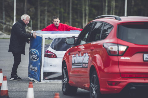 Ford Driving Skills For Life 2017 (70)