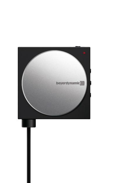 Slut med dårlig lyd i dine hovedtelefoner - beyerdynamic A 200 p er løsningen