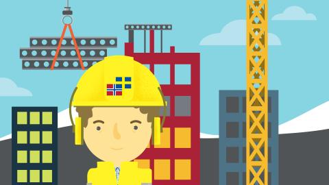 IWMAC tar norsk byggsuksess til det svenske markedet