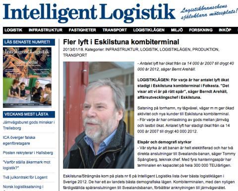Tidningen transport och logistik