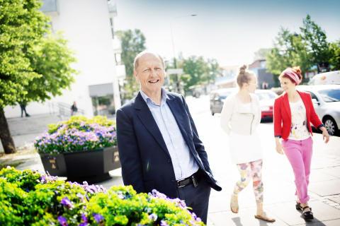 Pressinbjudan: Kommundirektör i Väsby avtackas genom framtidsmingel