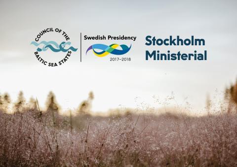 Margot Wallström tar emot utrikesministrar från länderna runt Östersjön